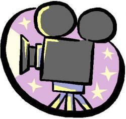 Movie clipart cinema