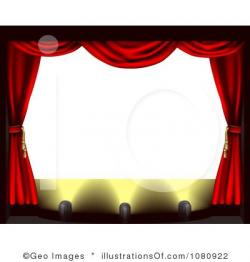 Broadway clipart cinema screen