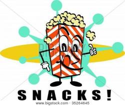 Snack clipart concession stand