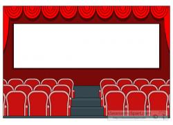 Theatre clipart theater