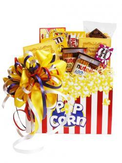 Movie clipart gift basket