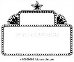 Broadway clipart broadway star