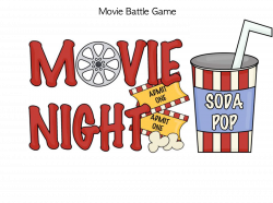 Popcorn clipart cinema
