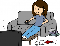 Comfort clipart relaxation