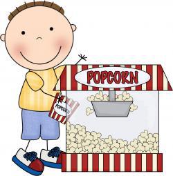 Popcorn clipart melonheadz