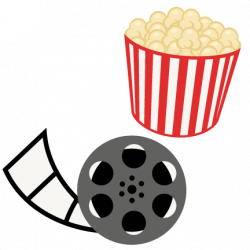 Movie clipart popcorn kernel