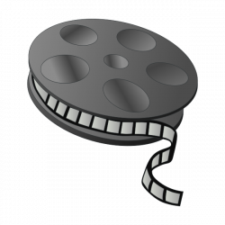 Movie clipart wheel