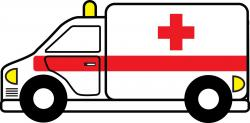 Vehicle clipart ambulance