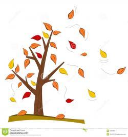 Breeze clipart leaves