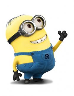 Despicable Me clipart minion bob