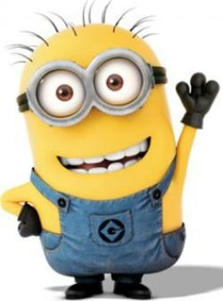 Despicable Me clipart silly