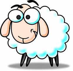 Cool clipart sheep