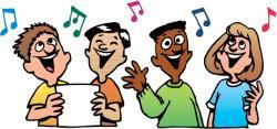 Singer clipart bad singing