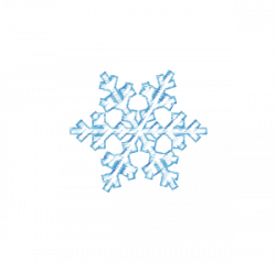 Snow clipart snow crystal