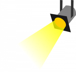 Lights clipart spotlight