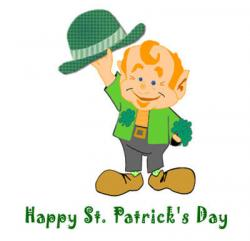 Moving clipart st patricks day