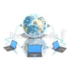 Technology clipart animated