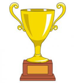 Science clipart trophy
