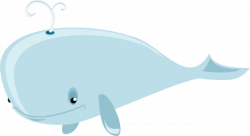 Beluga Whale clipart animated