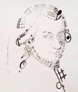 Music Notes clipart classical music
