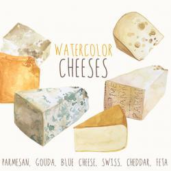 Mozzarella clipart cheddar cheese