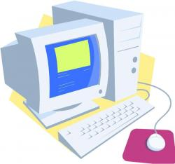 Ms Windows clipart computer school