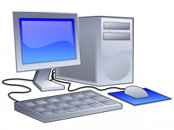 Ms Windows clipart desktop