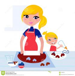 Mommy clipart cute mom