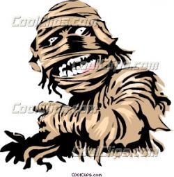Mummy clipart cartoon mummy