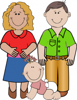 Mother And Baby clipart parent