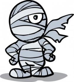 Mummy clipart friendly