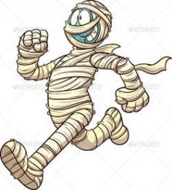 Mummy clipart funny man