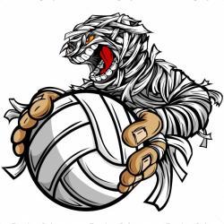 Mummy clipart tiger