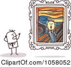 Gallery clipart illustration