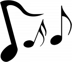 Music Notes clipart musical entertainment