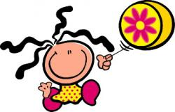 Chewing Gum clipart kid