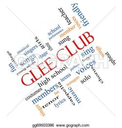 Musical clipart glee club
