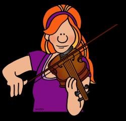 Violin clipart instrumental music