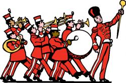 Musician clipart school band