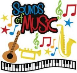 Musician clipart sound music