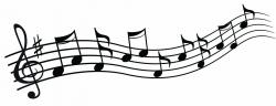 Mozart clipart Music Notes Clipart