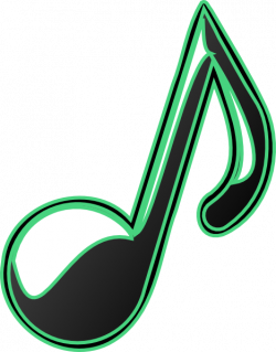 Music Notes clipart bubble