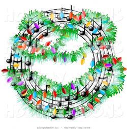 Music clipart decoration
