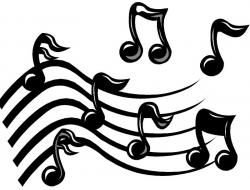 Music clipart music subject