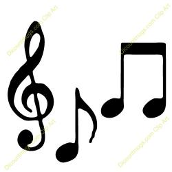 Music Notes clipart hip hop music