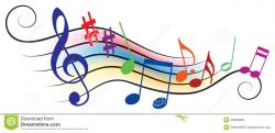 Music Notes clipart melody