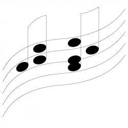 Music clipart lds