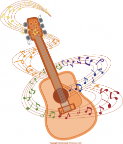 Music Notes clipart musical instrument