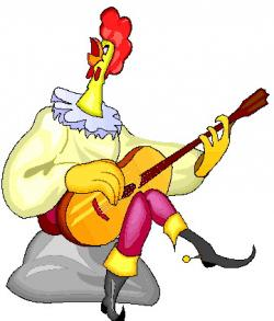 Music clipart thanksgiving