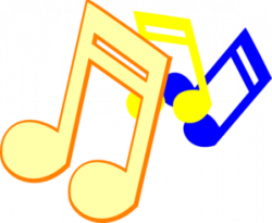 Music Notes clipart rhythm